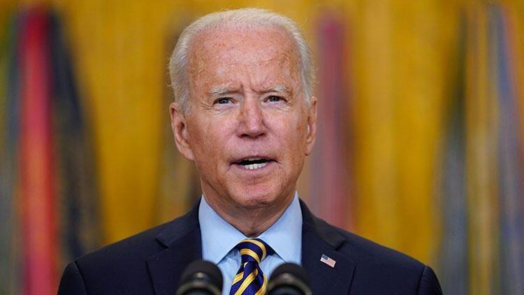 Biden: ABD askerlerinin Afganistan'daki görevi 31 Ağustos'ta sona erecek