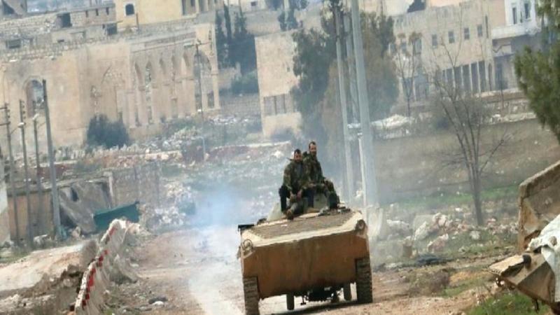Esed rejimi bir çocuğun daha katili oldu