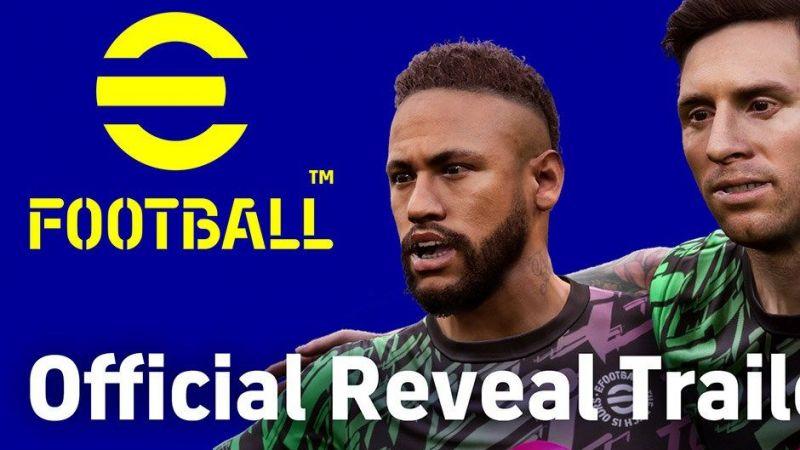 PES'in adı değişti! eFootball 2022 ne zaman çıkacak?