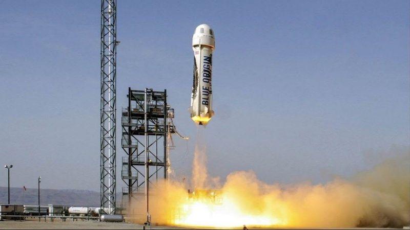 Blue Origin'in bilet fiyatı 100 milyon dolar