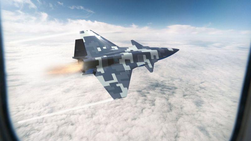 Bayram hediyesi insansız savaş uçağı