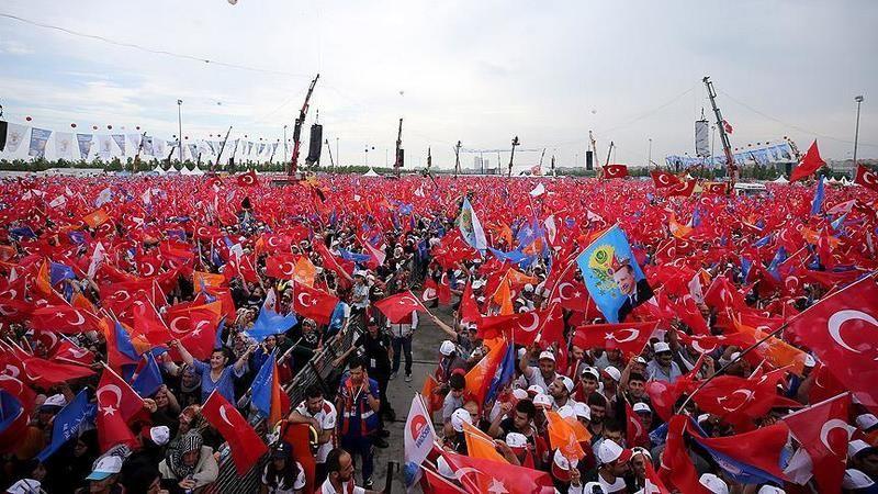 AK Parti'nin toplumdaki karşılığı