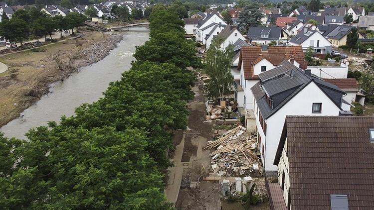 Almanya'da bilanço ağırlaşıyor: Ölü sayısı 176'ya yükseldi