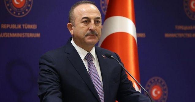 Bakan Çavuşoğlu'ndan çok net KKTC mesajı! 'Tereddüt etmeyeceğiz'