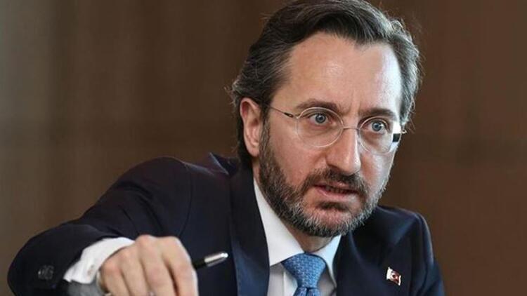 Fahrettin Altun'dan Habertürk'e çok sert tepki: Kınıyoruz