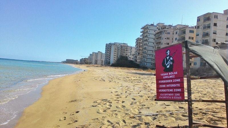 'Kapalı Maraş KKTC toprağı'
