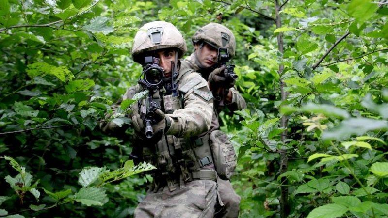 Teröristlerin Doğu Anadolu ve Karadeniz'e sızma girişimleri engellendi