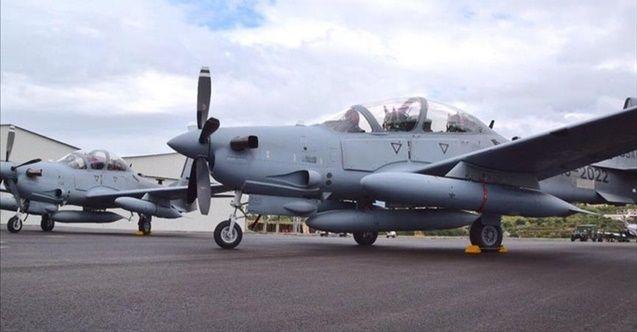 Nijerya, ABD'den 6 adet savaş uçağı satın aldı