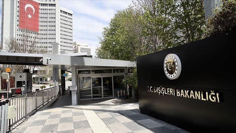 Dışişleri Bakanlığı: Ayasofya ve Kariye Türkiye Cumhuriyeti'nin mülküdür