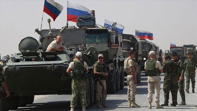 Rusya Libya'ya yığınak yapıyor