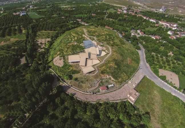 UNESCO Dünya Miras Listesi'ne adını yazdırdı