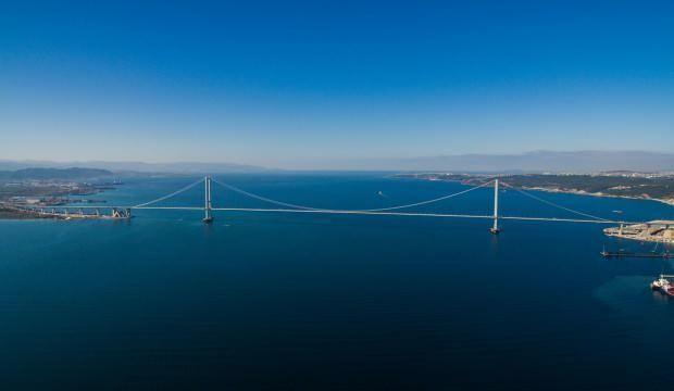 Bakan Adil Karaismailoğlu açıkladı: Osmangazi Köprüsü rekor kırdı