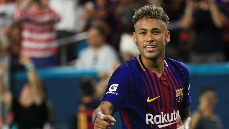 Barcelona, Neymar ile anlaşmaya vardı
