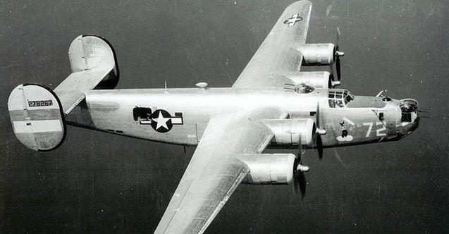 Kaybolan uçak 77 yıl sonra Adriyatik'te bulundu