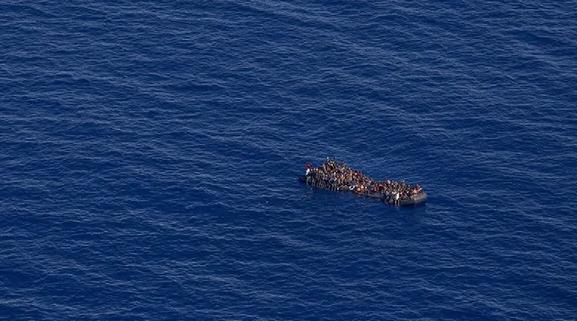 Libya'da göçmen faciası! En az 57 kişi boğularak can verdi