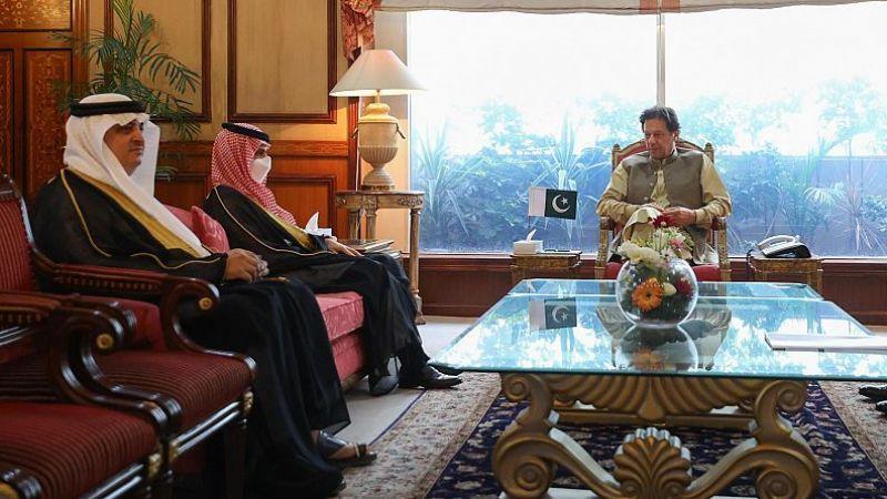 Pakistan ve Suudi Arabistan, ilişkileri geliştirmede mutabık kaldı