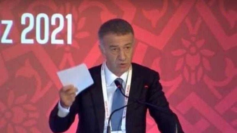 Ahmet Ağaoğlu'ndan rezerv lig açıklaması