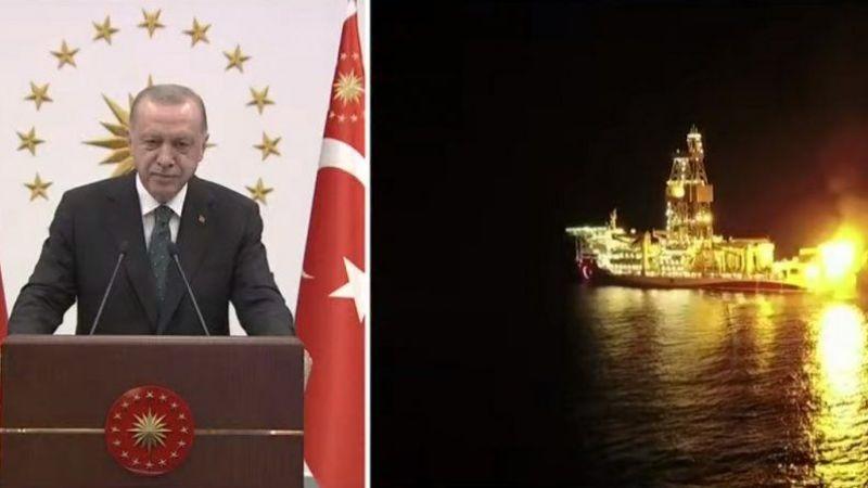 Karadeniz'de tarihi gün! Erdoğan: Hiçbirine eyvallah etmedik