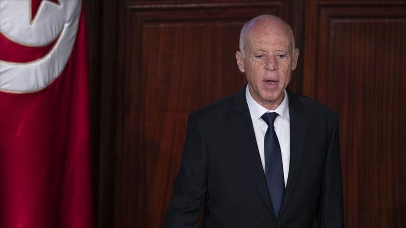 Tunus Cumhurbaşkanı Said, bazı üst düzey devlet yetkililerinin görevlerine son verdi