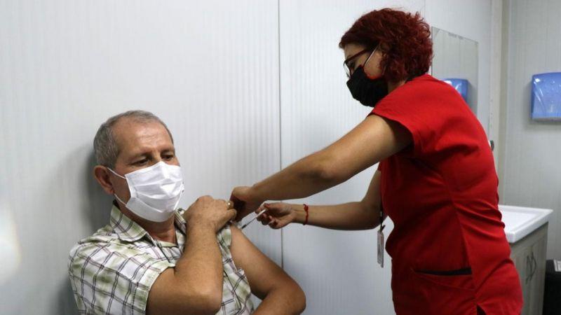 Türkiye'de uygulanan aşı miktarı 70 milyon dozu geçti