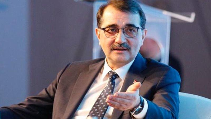 Enerji ve Tabii Kaynaklar Bakanı Fatih Dönmez: Bulamazsınız dediler bulduk