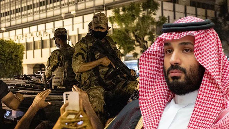 Suudiler darbeyi alkışlıyor! Rejimden destek, basından kutlama