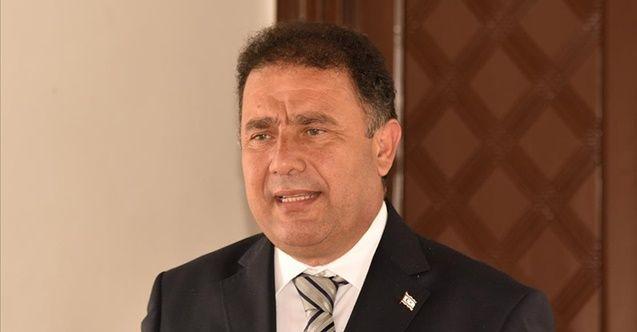 KKTC Başbakanı Ersan Saner'den Türkiye'ye geçmiş olsun mesajı