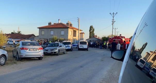 Konya'da korkunç katliam: Evi basıp 7 kişiyi katlettiler