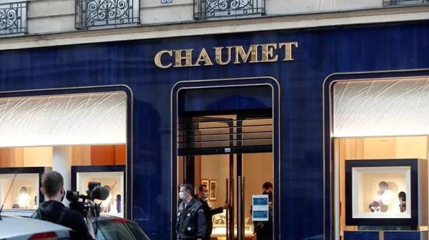 Paris'in ortasında güpegündüz 2 milyon avroluk kuyumcu soygunu