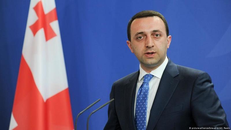 """Gürcistan Başbakanı Garibaşvili: """"Türkiye'ye her türlü yardıma hazırız"""""""