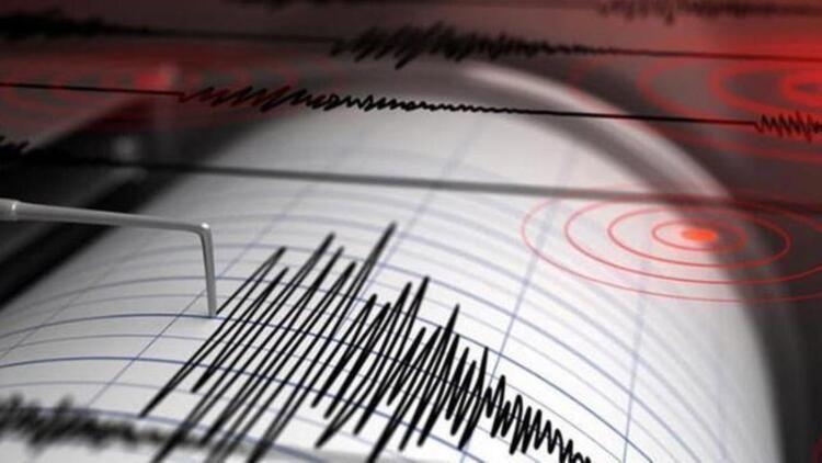 Datça açıklarında 4.5 büyüklüğünde deprem meydana geldi