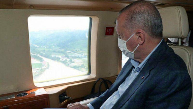 Cumhurbaşkanı Erdoğan Antalya'da