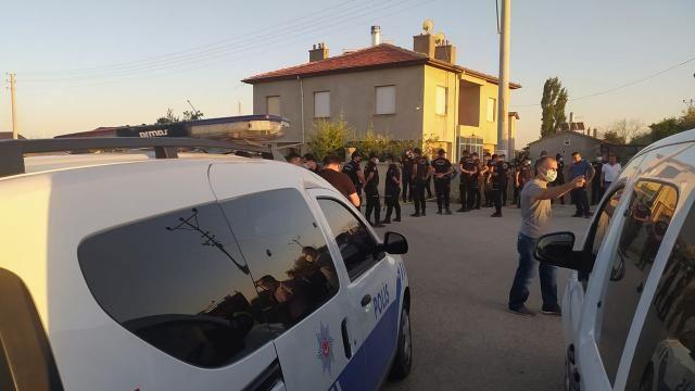 Konya'daki olay için derin soruşturma başlatıldı