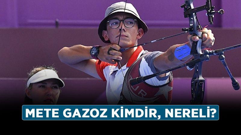 Mete Gazoz kimdir, nereli? Mete Gazoz kaç yaşında, kariyeri ve aldığı başarılar!