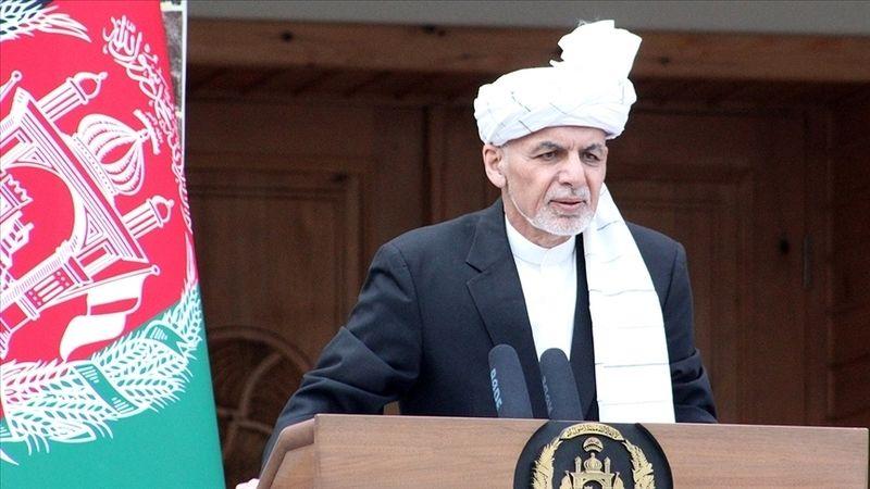 Afganistan Cumhurbaşkanı Gani: Ülkede savaş durumu değişmediği sürece Taliban diyaloğa hazır olmayacak