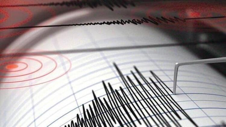 Muğla Datça açıklarında 4 büyüklüğünde deprem meydana geldi