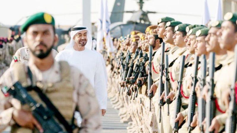 BAE'den silah Mısır'dan asker!