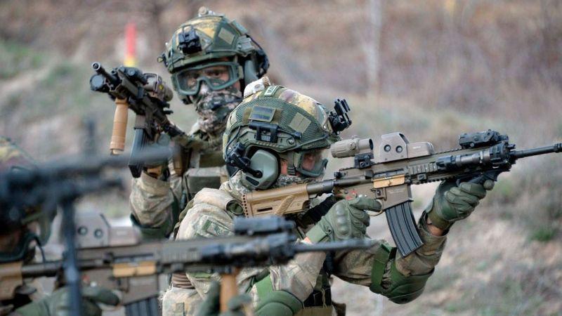 Saldırı hazırlığında olduğu tespit edilen 2 terörist etkisiz hale getirildi