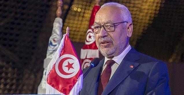 Tunus'ta Raşid el-Gannuşi taburcu edildi