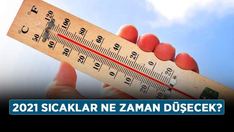 2021 sıcaklar ne zaman düşecek? Eyyam-ı Bahur son gün ne zaman? Meteoroloji tarih verdi!