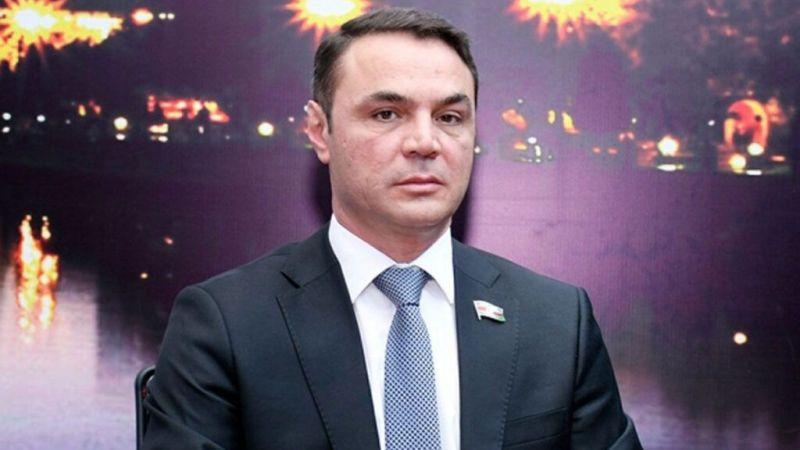 Azerbaycan'da polis memurunu darp eden milletvekili tutuklandı