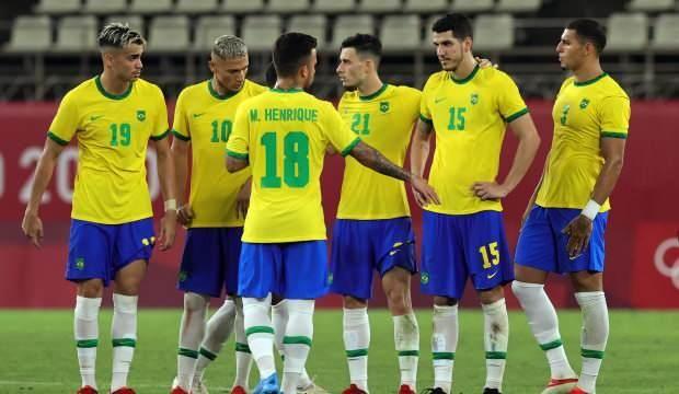 2020 Olimpiyat Oyunlarında ilk finalist Brezilya oldu