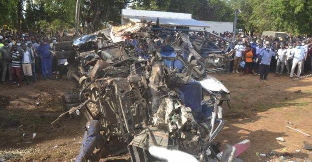 Kongo Demokratik Cumhuriyeti'nde korkunç kaza: 33 kişi öldü