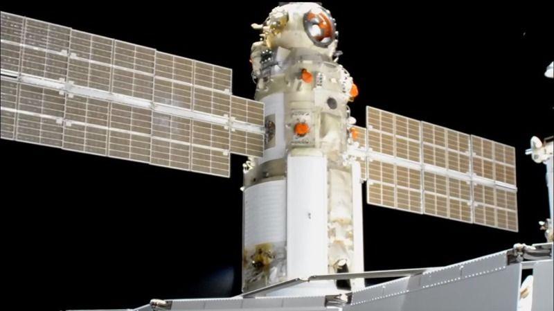 Rus kozmonotlar yeni görüntüler paylaştı