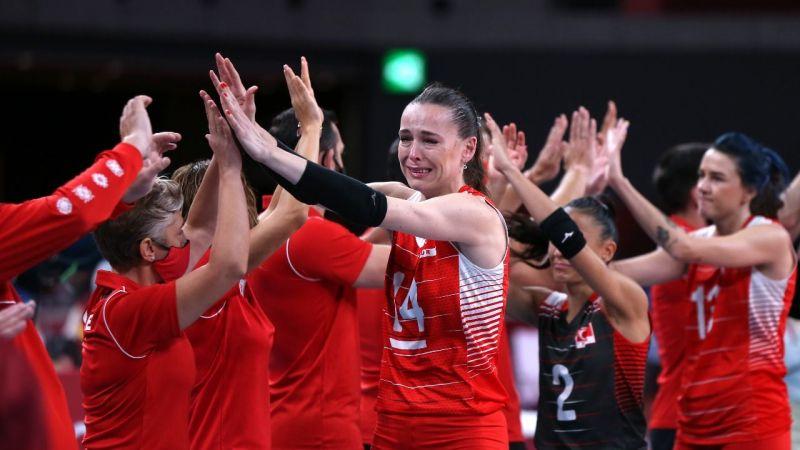 Filenin Sultanları gözyaşlarıyla olimpiyatlara veda etti