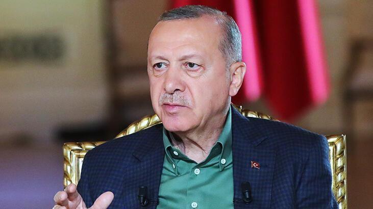 Twitter'da açılan hashtaglere Cumhurbaşkanı Erdoğan'dan yanıt geldi