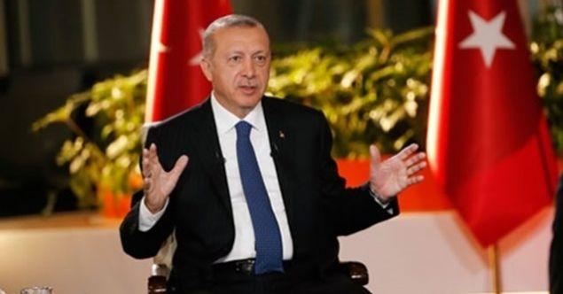 Cumhurbaşkanı Erdoğan: Yalan terörü estiriyorlar bölgede 20 uçak var