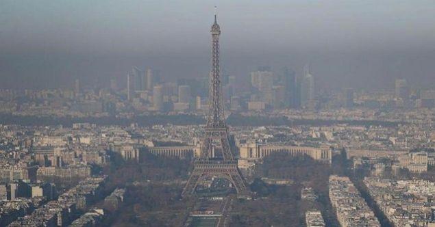 Fransa'da hükümete 10 milyar avro rekor hava kirliliği cezası verildi