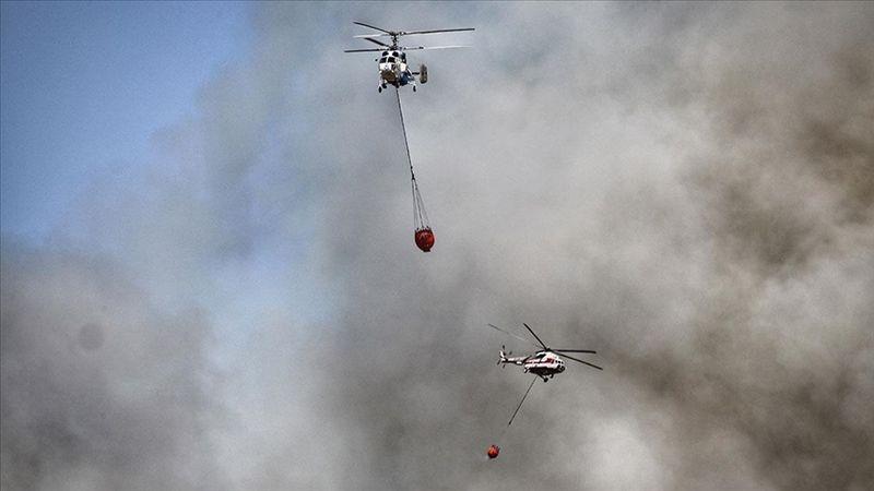OGM: 39 ilde 174 yangının 160'ı kontrol altında