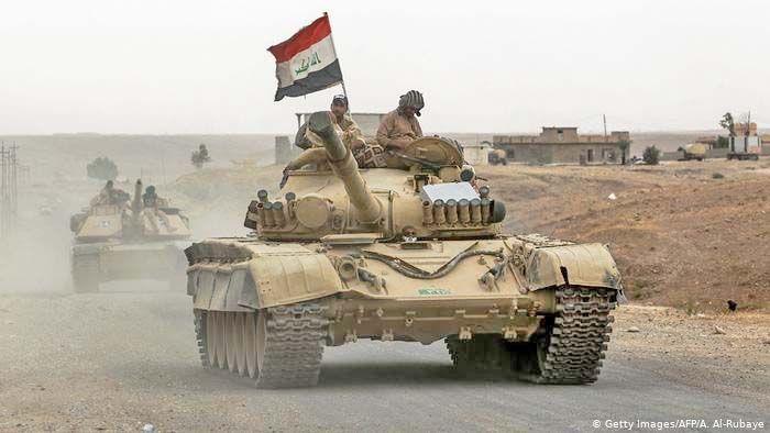 ABD'den Irak'ta NATO perdesi